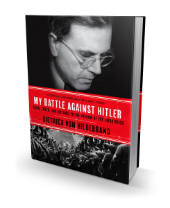 My Battle Against Hitler cover