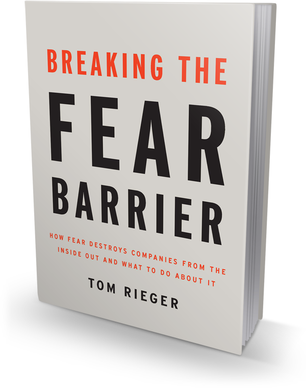 Breaking the Fear Barrier book cover