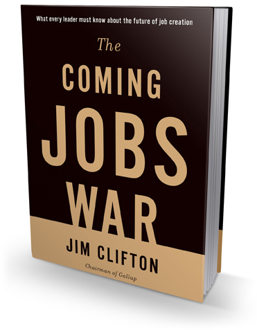 Coming Jobs War book cover