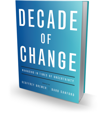 Decade of Change book cover
