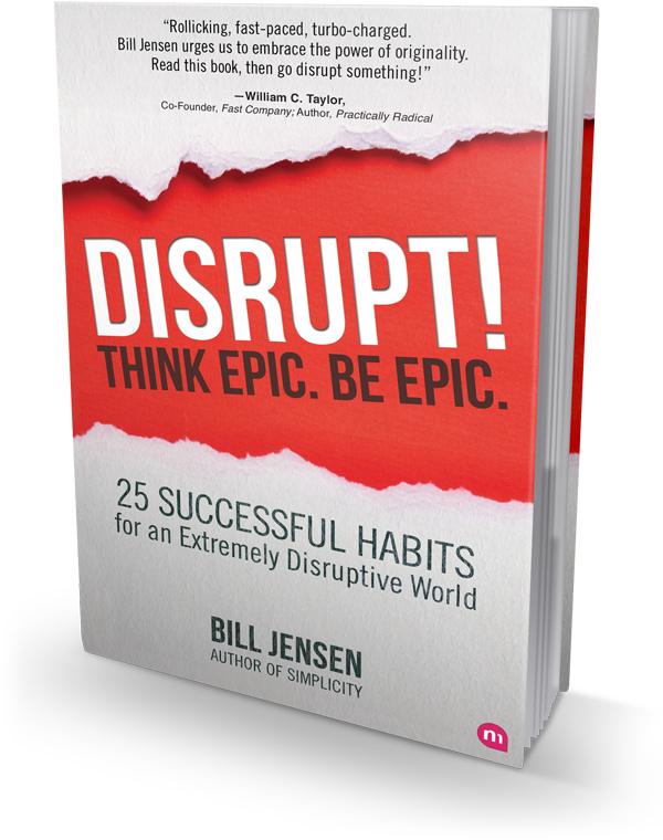 Disrupt! book cover