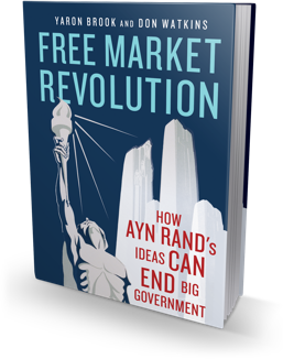Free Market Revolution book cover