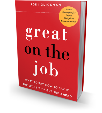 Great On the Job book cover