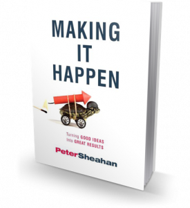 Making It Happen book cover