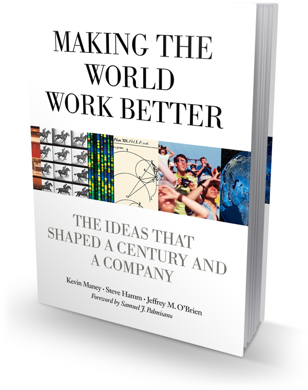 Making the World Work Better book cover