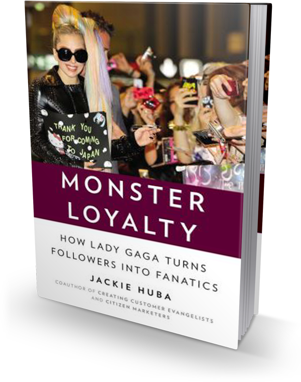 Monster Loyalty book cover