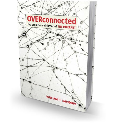 Overconnected book cover