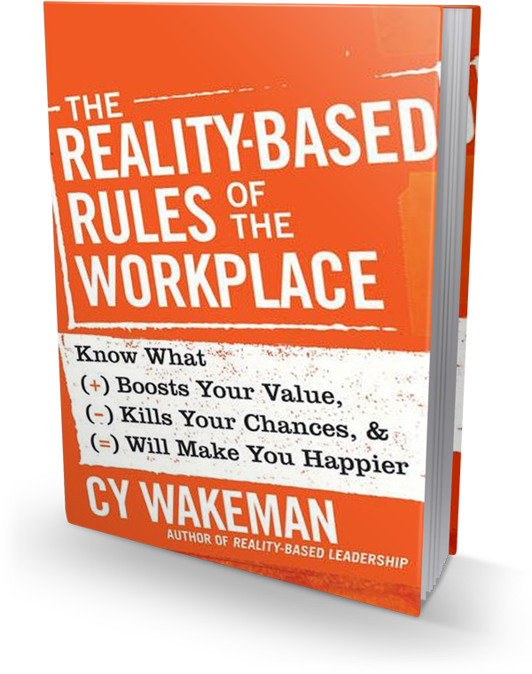 The Reality-Based Rules of the Workplace book cover