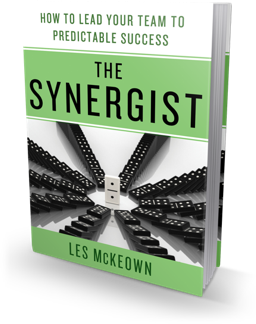 The Synergist book cover