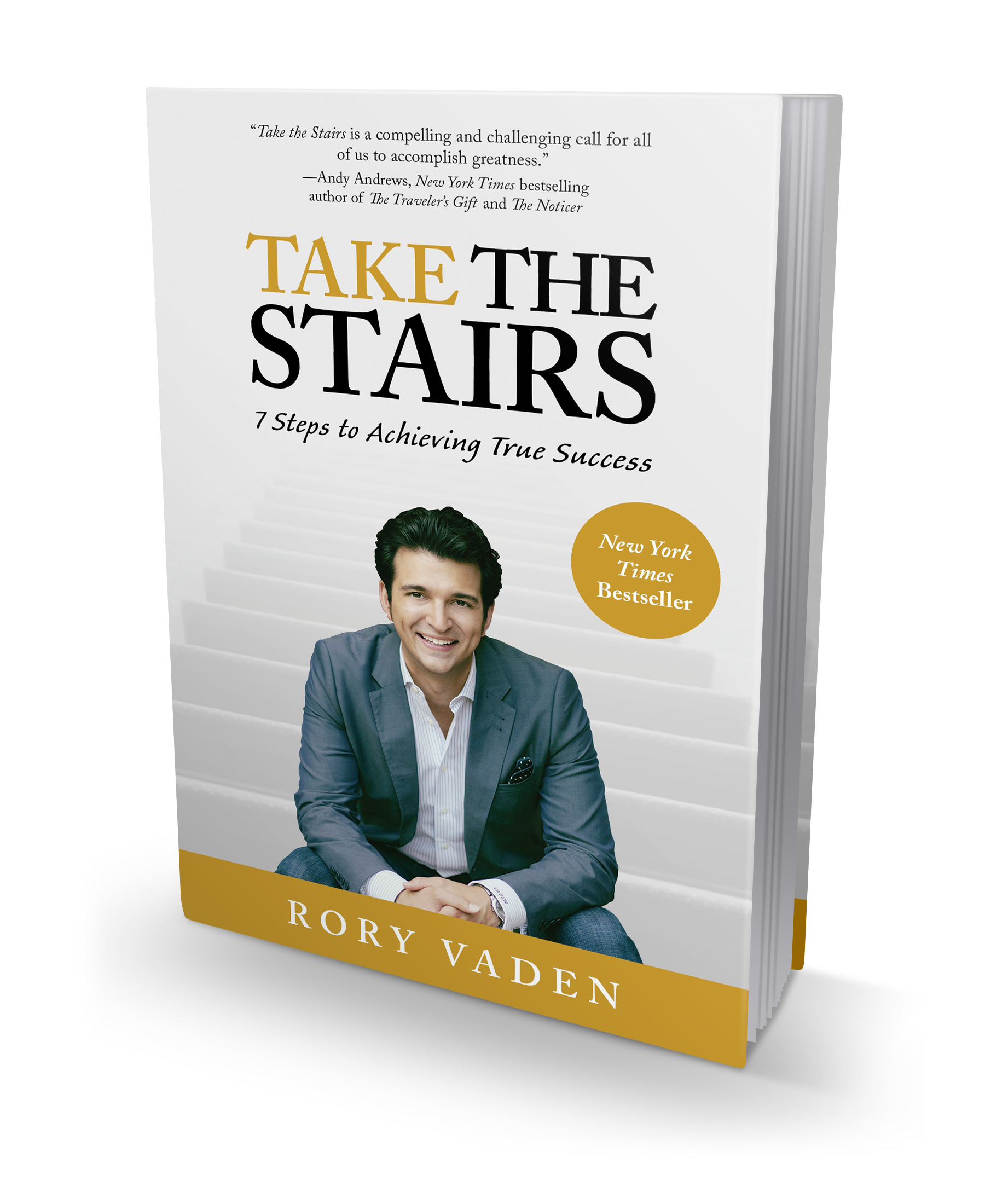 Take the Stairs book cover