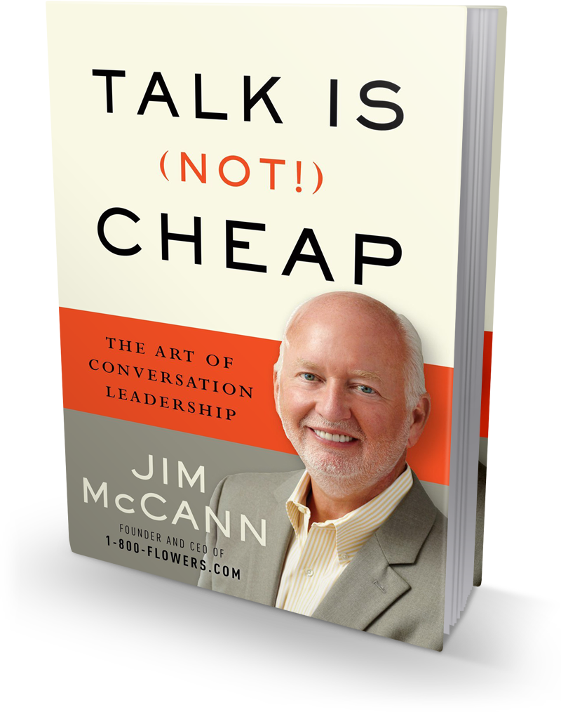Talk is (Not!) Cheap book cover