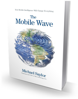 The Mobile Wave book cover