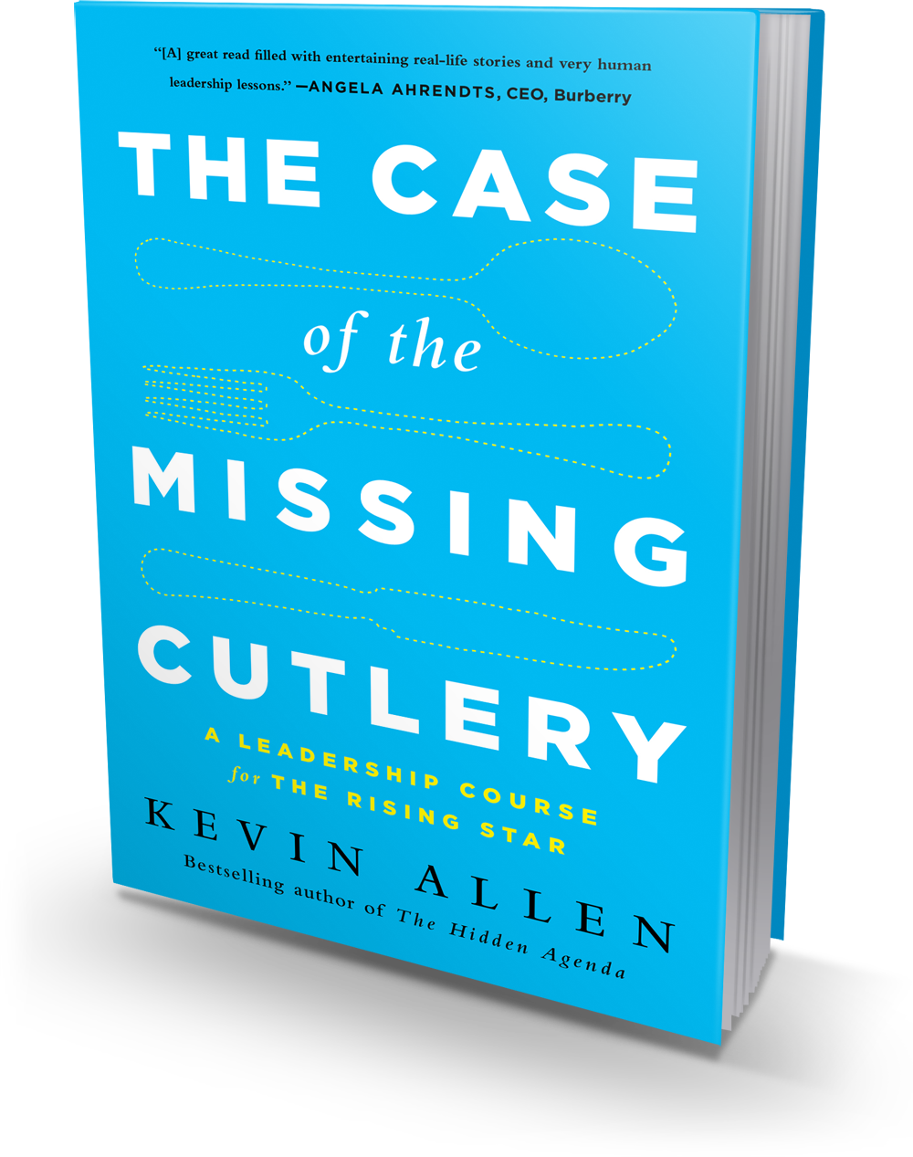 The Case of the Missing Cutlery book cover