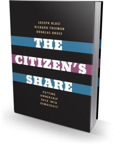 The Citizen's Share book cover