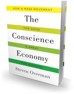 The Conscience Economy book cover