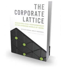 The Corporate Lattice book cover