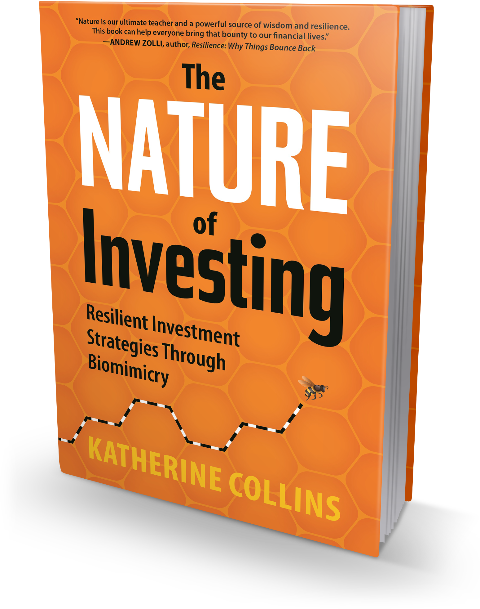 The Nature of Investing book cover