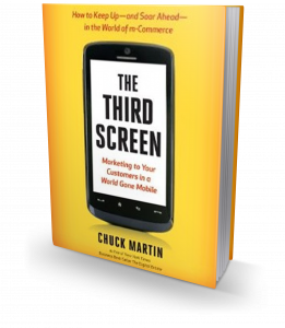 The Third Screen book cover