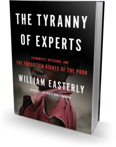 The Tyranny of Experts book cover