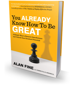 You Already Know How To Be Great book cover
