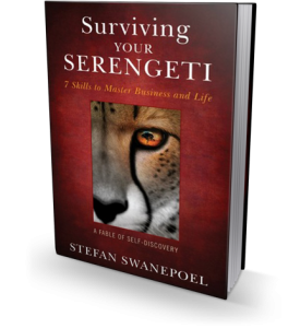 Surviving Your Serengeti book cover