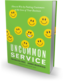 Uncommon Service book cover
