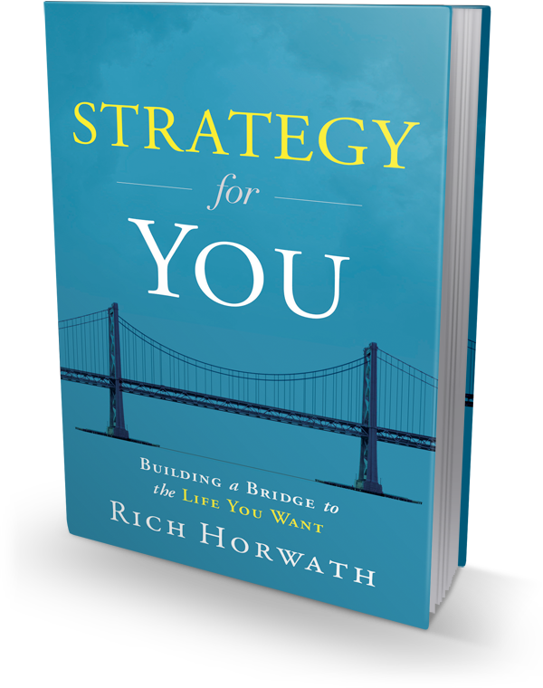 Strategy For You book cover