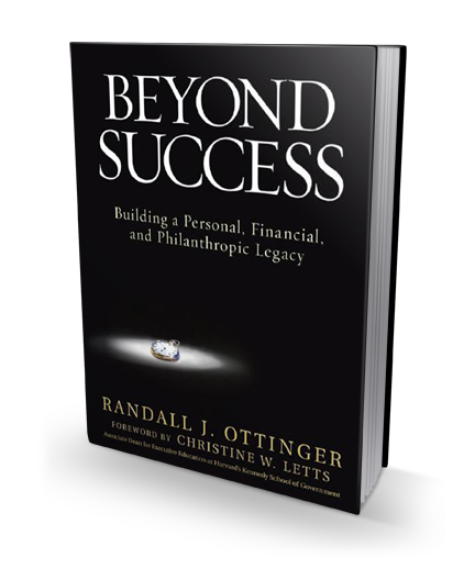 Beyond Success book cover