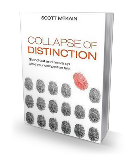 Collapse of Distinction book cover