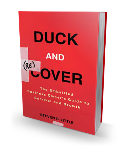 Duck and (re)Cover book cover