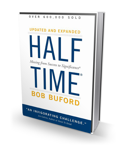 Halftime book cover