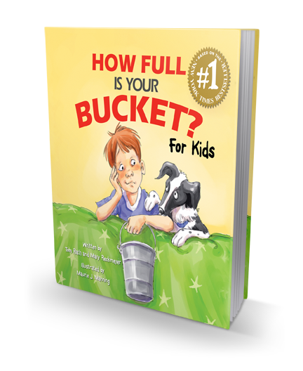How Full is Your Bucket? For Kids book cover