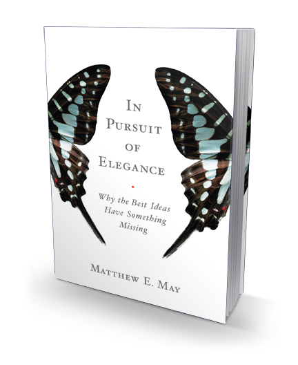 In the Pursuit of Elegance book cover