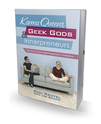 Karma Queens, Geek Gos and Innerpreneurs book cover