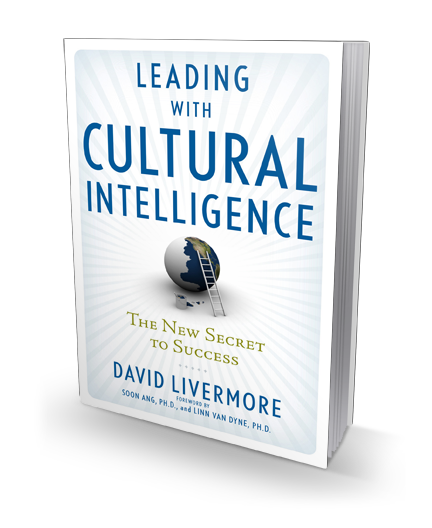 Leading with Cultural Intelligence book cover