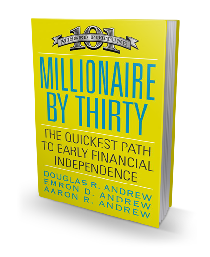 Millionaire By Thirty book cover