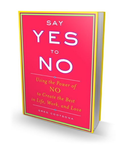 Say Yes to No book cover