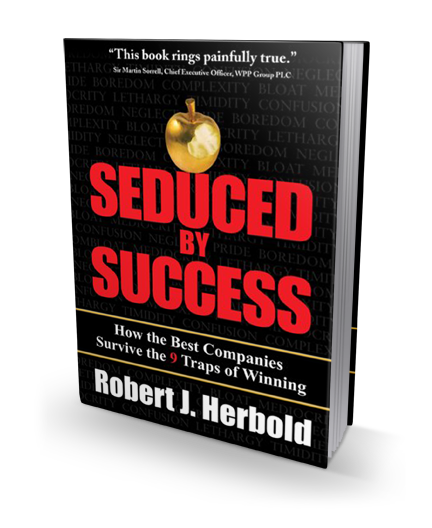 Seduced by Success book cover