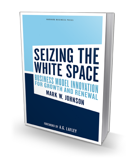 Seizing the White Space book cover