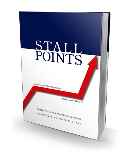 Stall Points book cover