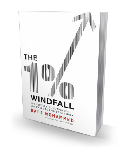 The 1% Windfall book cover