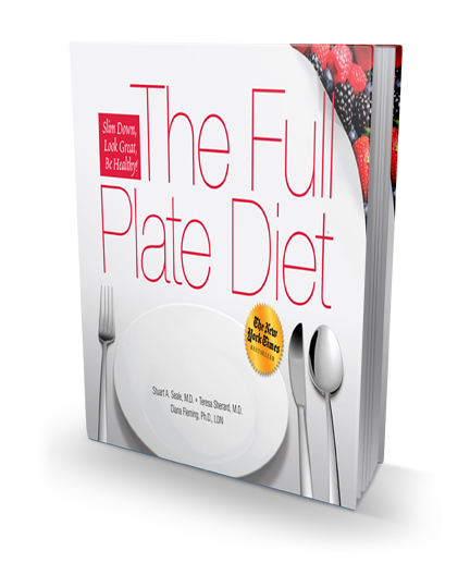 The Full Plate Diet book cover
