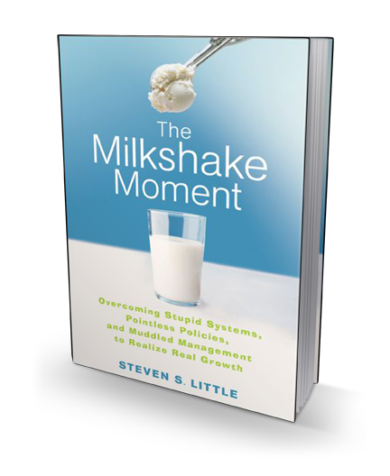 The Milkshake Moment book cover