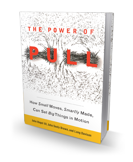 The Power of Pull book cover