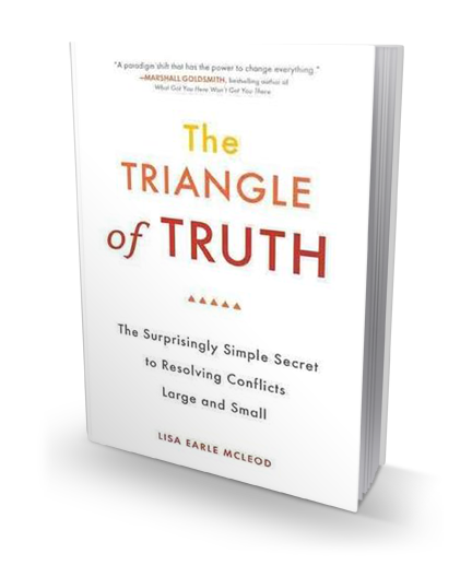 The Triangle of Truth book cover