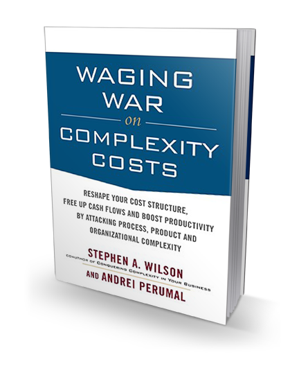 Waging War on Complexity Costs book cover