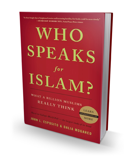 Who Speaks for Islam book cover