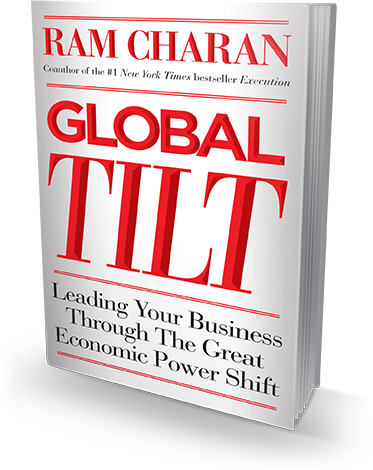 GLobal Tilt book cover