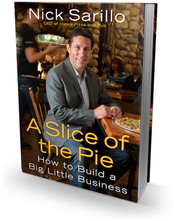 A Slice of the Pie book cover