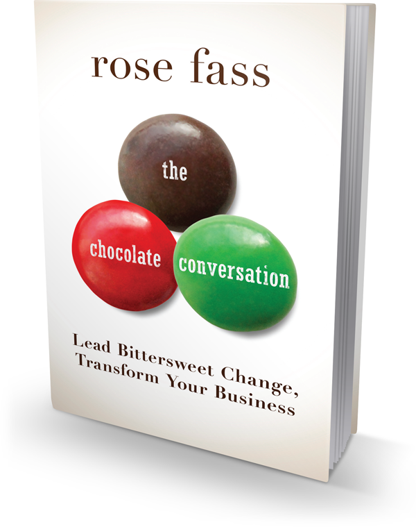 The Chocolate Conversation book cover
